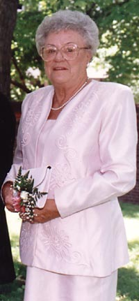 Alma Sheehan, 1994 photo