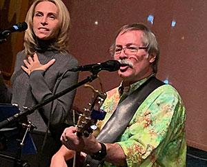 Chuck Dingee and Sharon Mayson: Free Harmony